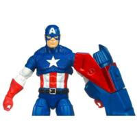CAPTAIN AMERICA The First Avenger – Comic Series: Heavy Artillery CAPTAIN AMERICA