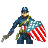 CAPTAIN AMERICA The First Avenger – Comic Series: Battlefield CAPTAIN AMERICA