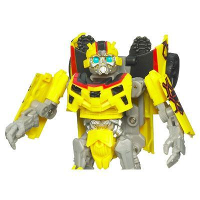 TRANSFORMERS ACTIVATORS RALLY RUMBLE BUMBLEBEE