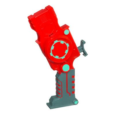 Beyblade Metal Fusion WIND AND SHOOT LAUNCHER