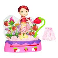 STRAWERRY SHORTCAKE Twirling Flower Fashions Doll