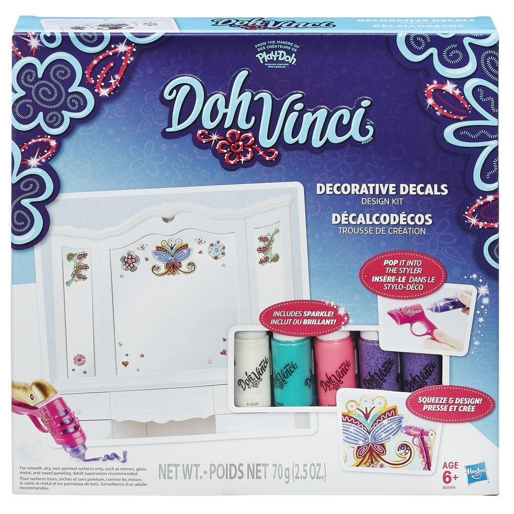 DohVinci Decorative Decals Design Kit