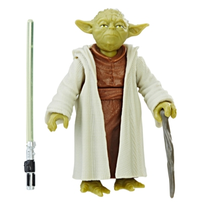 Star Wars Yoda Force Link Figure