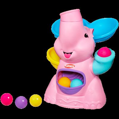 Roze Elefun Busy Ball Popper