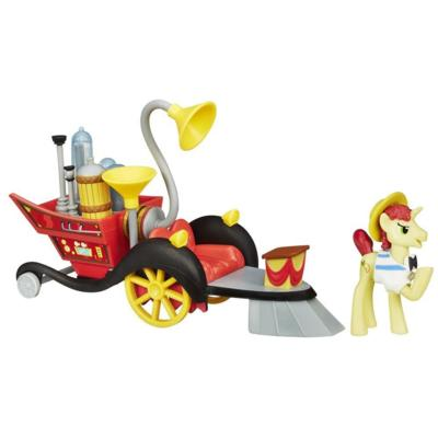 My Little Pony Vriendschap is Magic Collection Super Speedy Squeezy 6000 Set