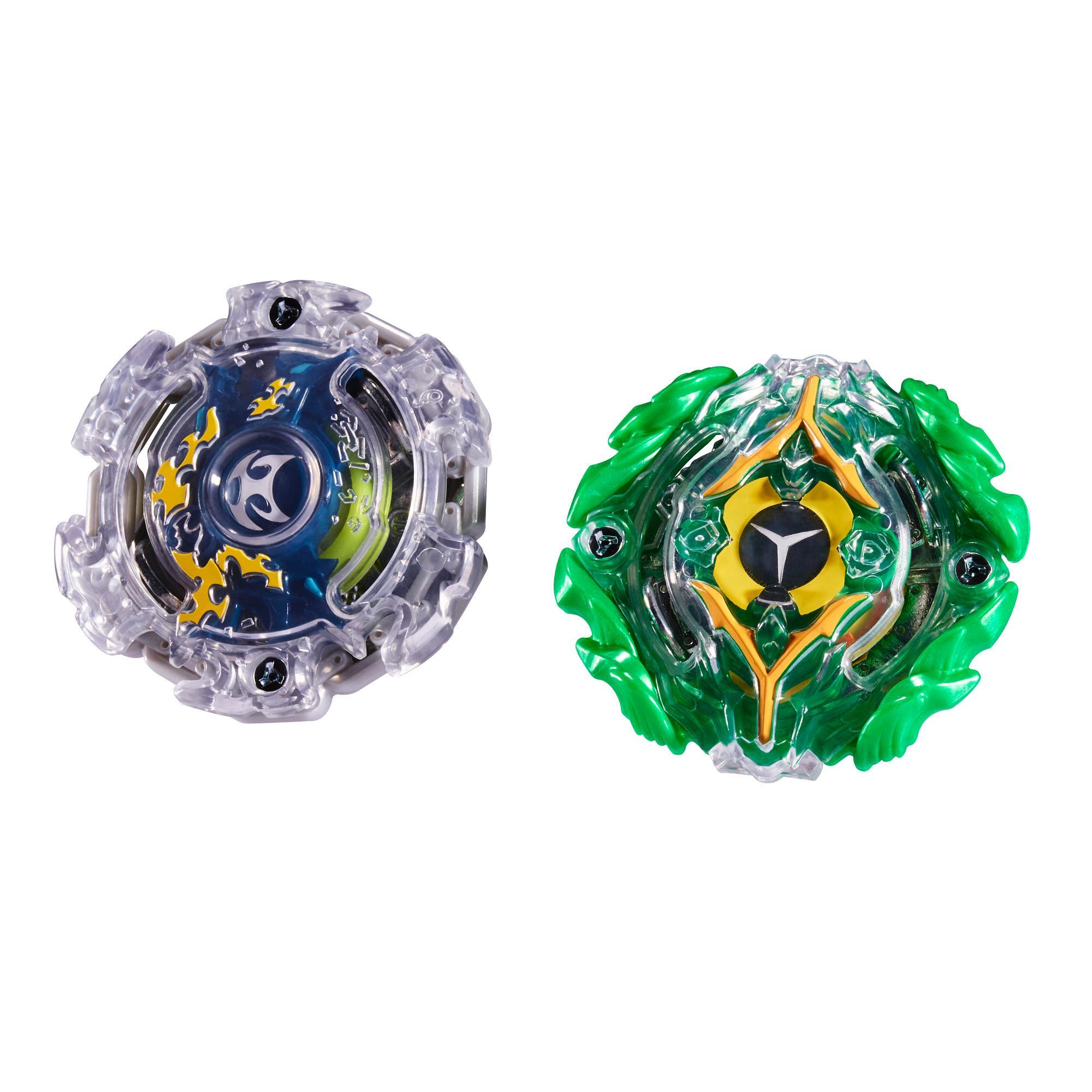 Beyblade Burst Dual Pack Kerbeus K2 & Yegdrion Y2