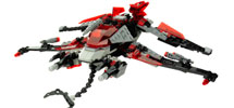 KRE-O Battleship Alien Strike  277 pcs