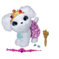 FurReal Friends Pets with Style Design 'n Style Princess Pup Pet