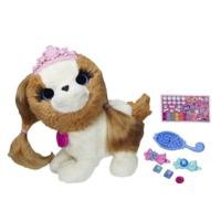 FurReal Friends Pets with Style Groom 'n Style Princess Pup Pet