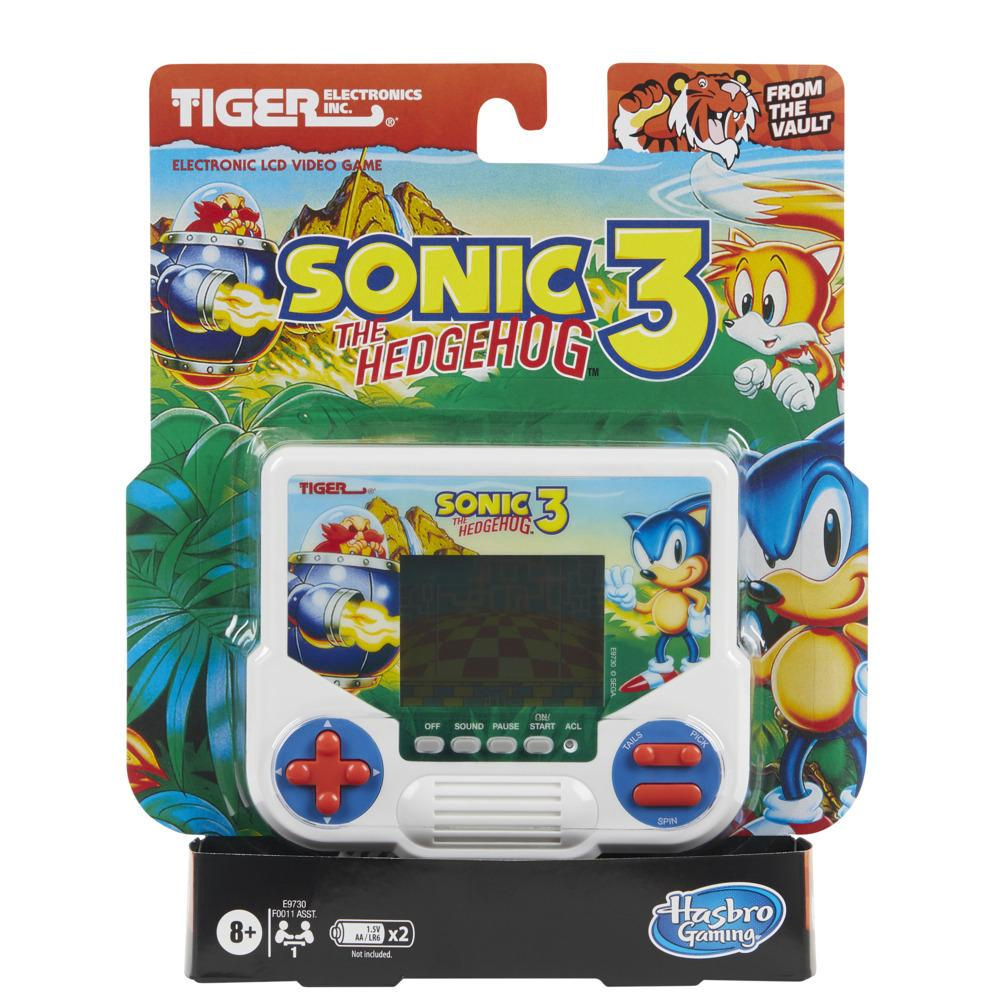 Tiger Electronics Sonic the Hedgehog 3 elektronisch lcd-videospel