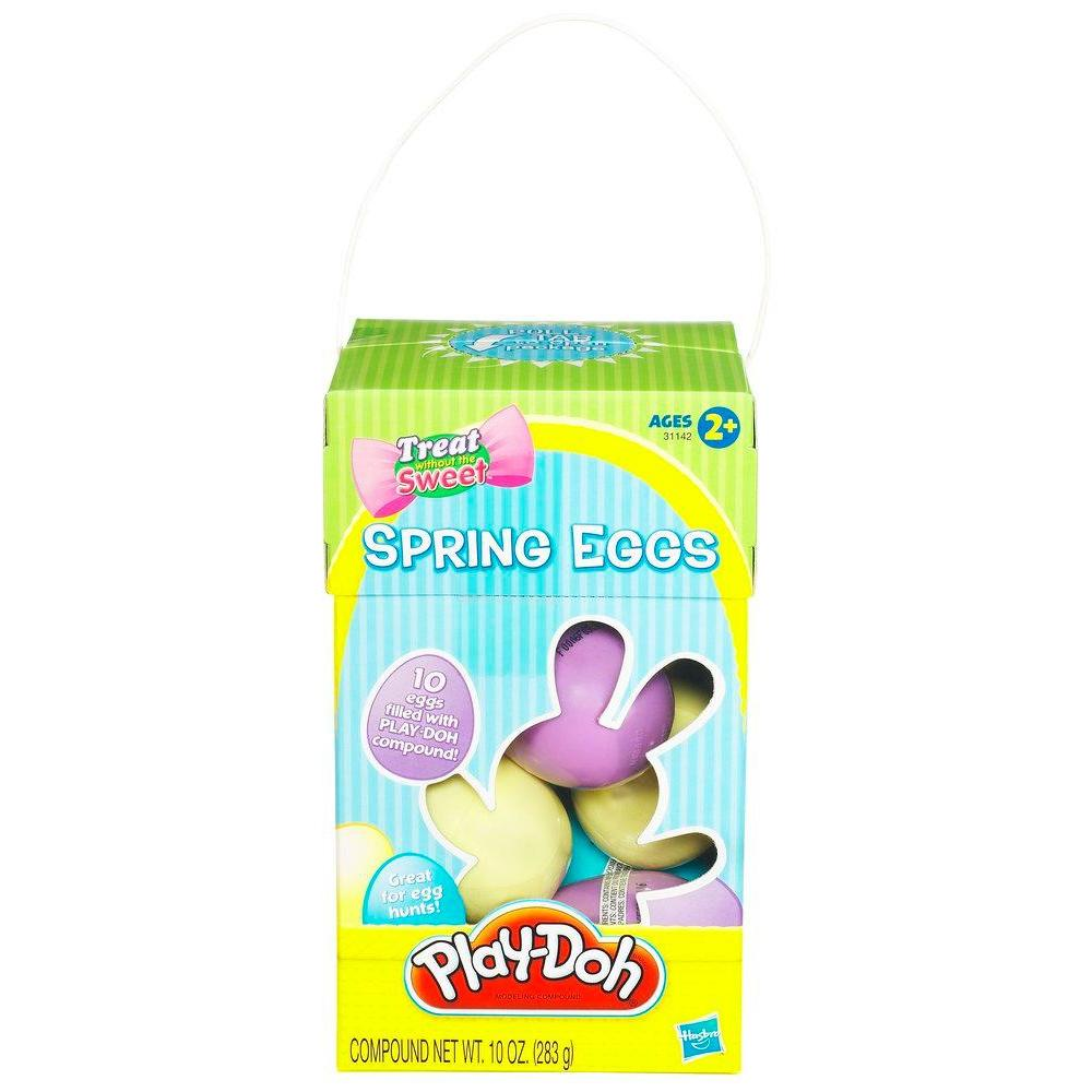 PLAY-DOH TREAT WITHOUT THE SWEET Spring Eggs