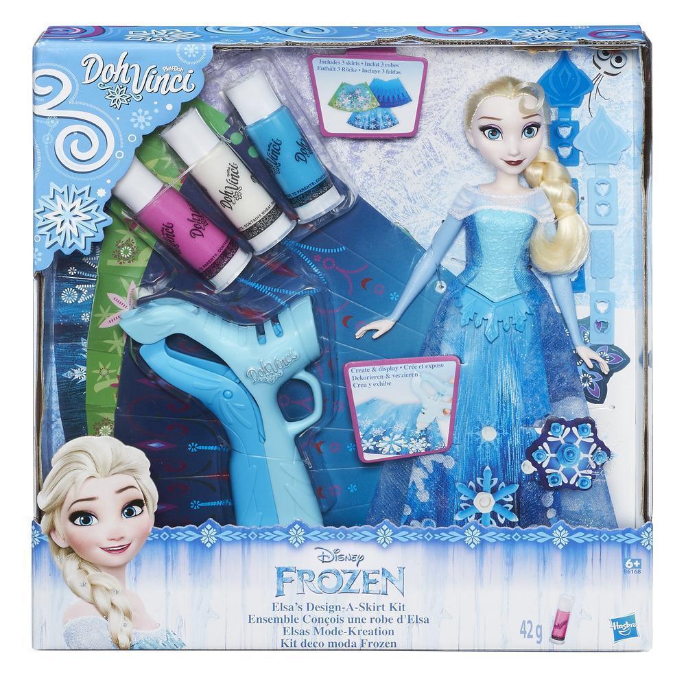 Disney Frozen Elsa's Design-A-Skirt Kit