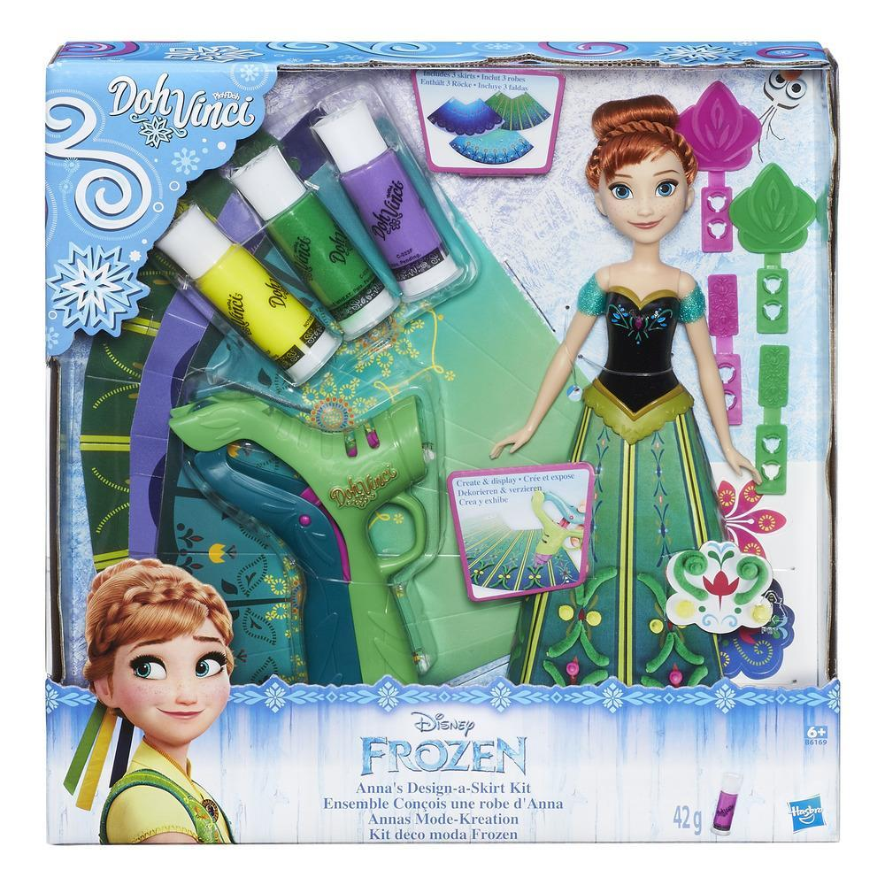 Disney Frozen Anna's Design-A-Skirt Kit