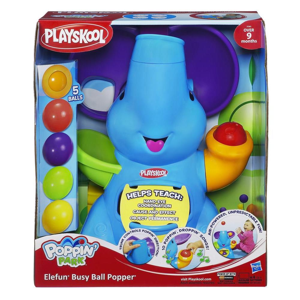 Elefun the Busy Ball Popper