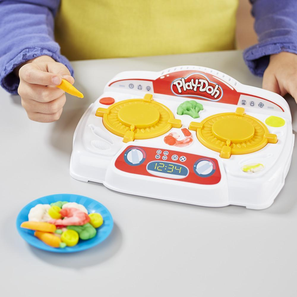 Play-Doh Kitchen Creations Kookplaat
