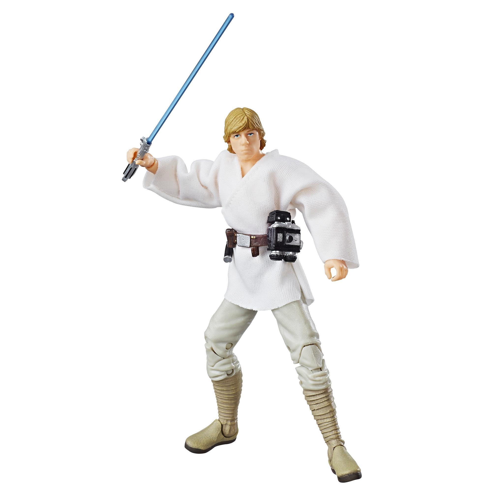 Star Wars The Black Series 40th Anniversary Luke Skywalker