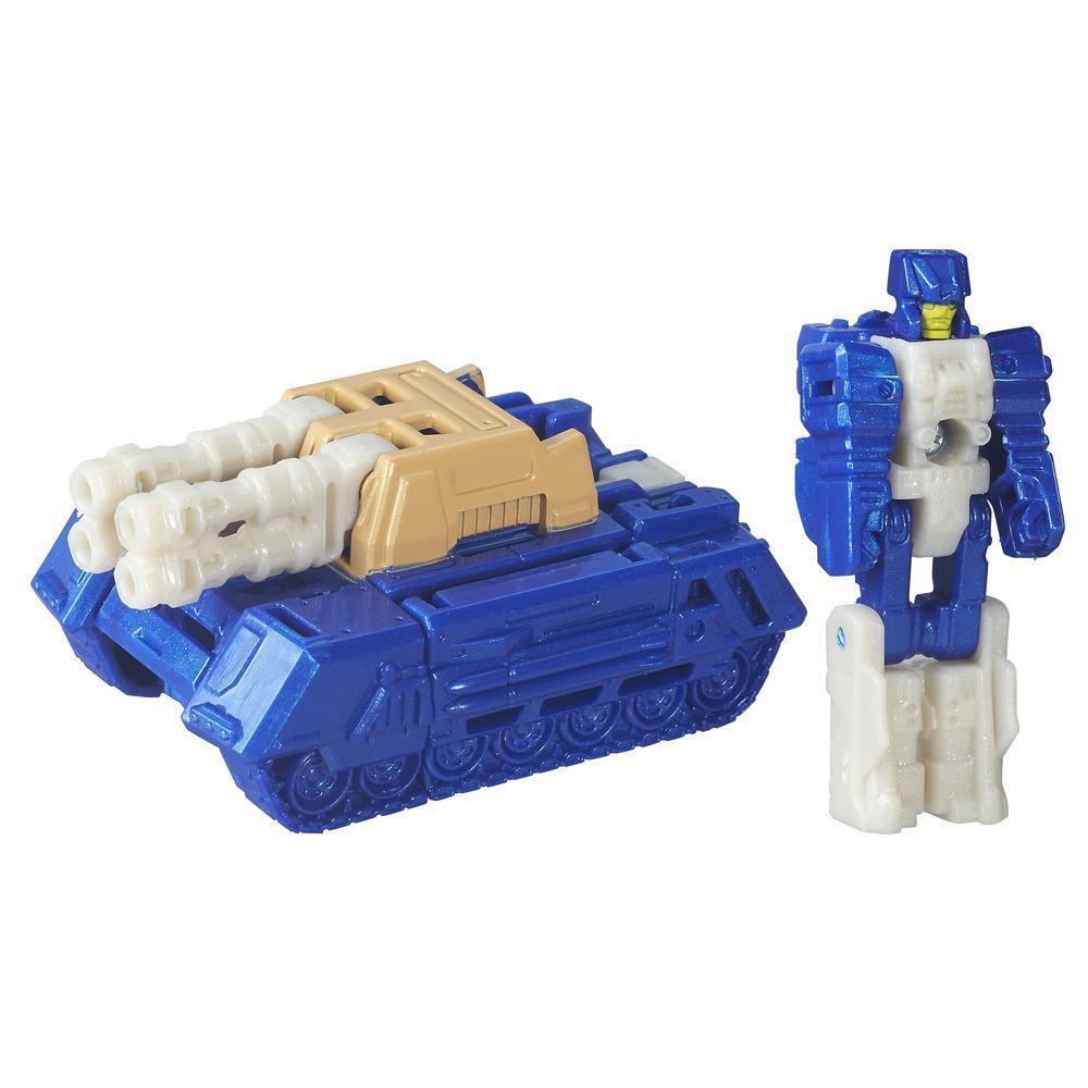 Transformers Generations Titans Return Titan Master Terri-Bull