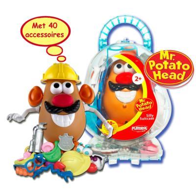 Mr Potato Silly Suitcase