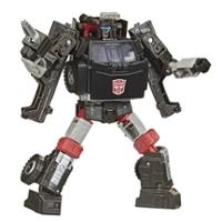 Transformers Generations War for Cybertron: Earthrise Deluxe WFC-E34 Trailbreaker van 14 cm