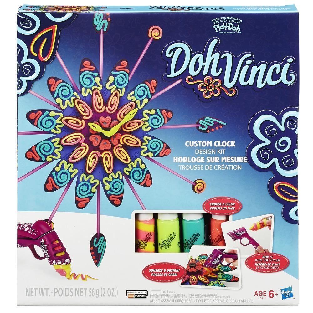 DohVinci Custom Clock Design Kit