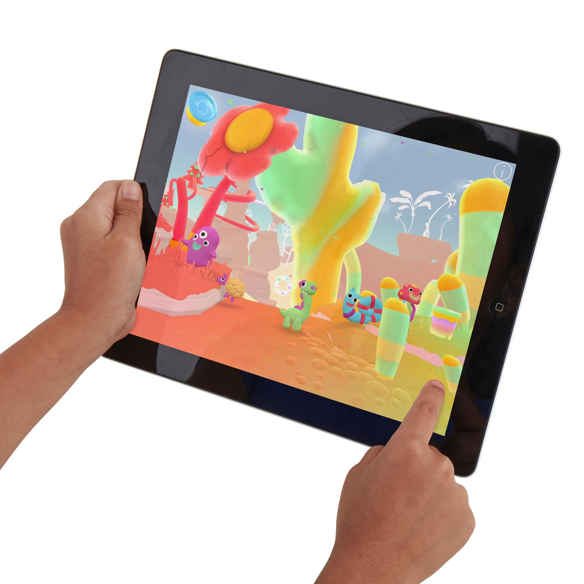Play-Doh Touch Breng ze tot Leven Studio- Apple Edition
