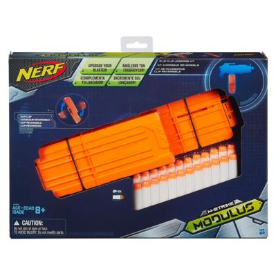Nerf Modulus Flip Clip Upgrade Kit