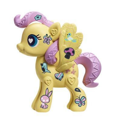 My Little Pony Pop Fluttershy Huisje Decoratie Kit