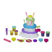 Play-Doh Sweet Shoppe Stapeltaart speelset