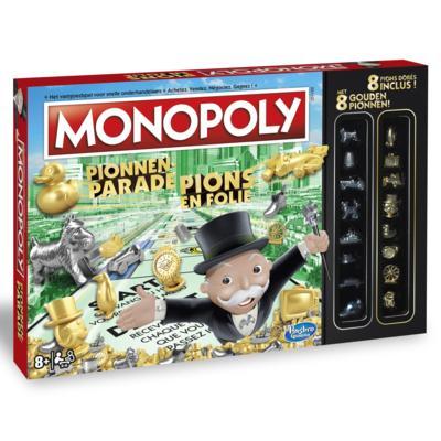 Monopoly Pionnenparade