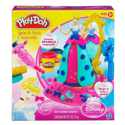 Play-Doh Disney Princess Kneed & Kleed Assepoester