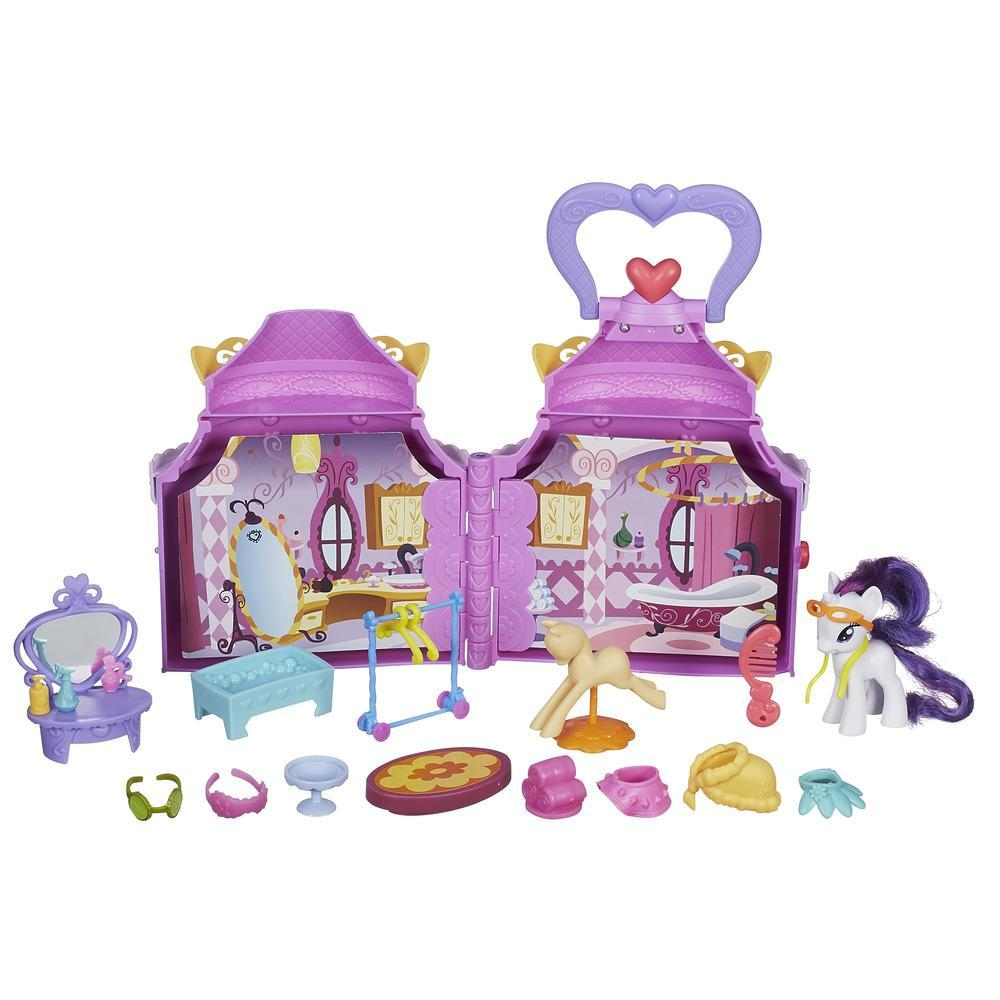 My Little Pony Rarity's Book-Tique