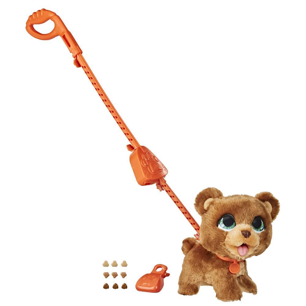 furReal Poopalots Big Wags interactief speelgoeddiertje