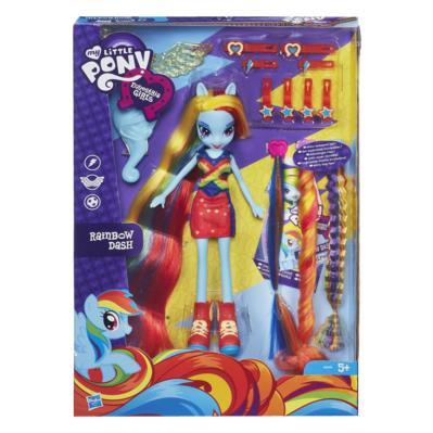 Equestria Girls Rainbow Dash
