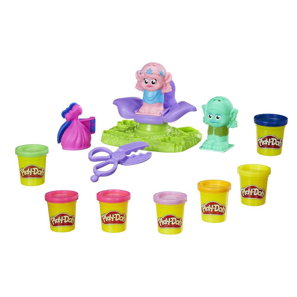 Play-Doh Dreamworks Trolls Kapsalon