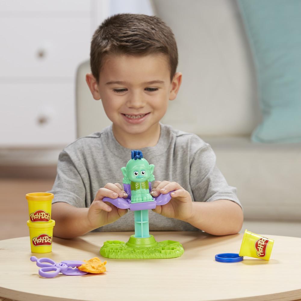 Play-Doh Dreamworks Trolls Kapsalon