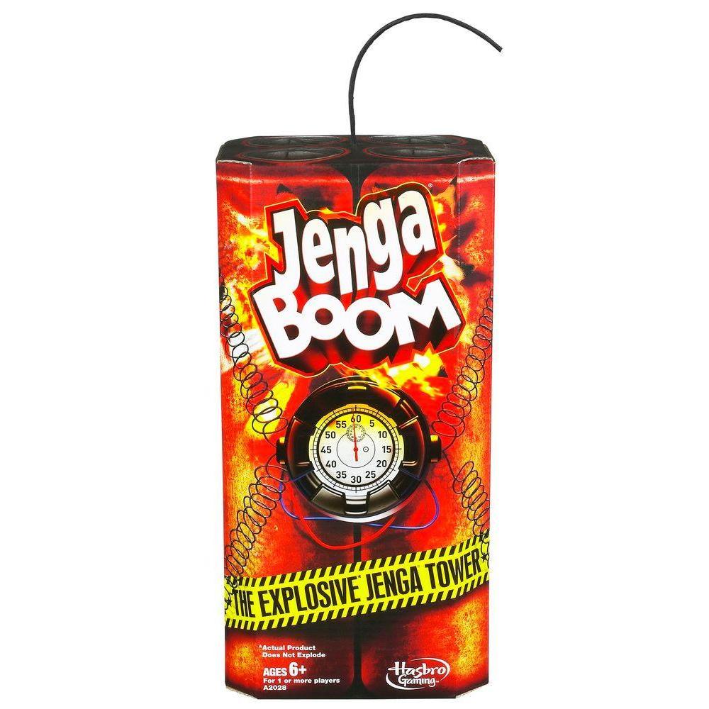 Jenga Boom!