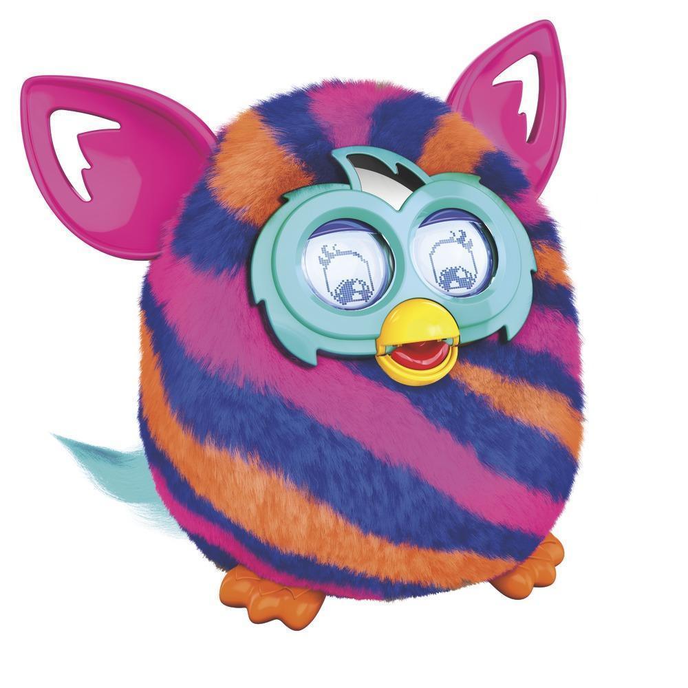 Nieuwe Furby Boom (schuine strepen)