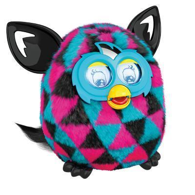 Nieuwe Furby Boom (driehoekjes)