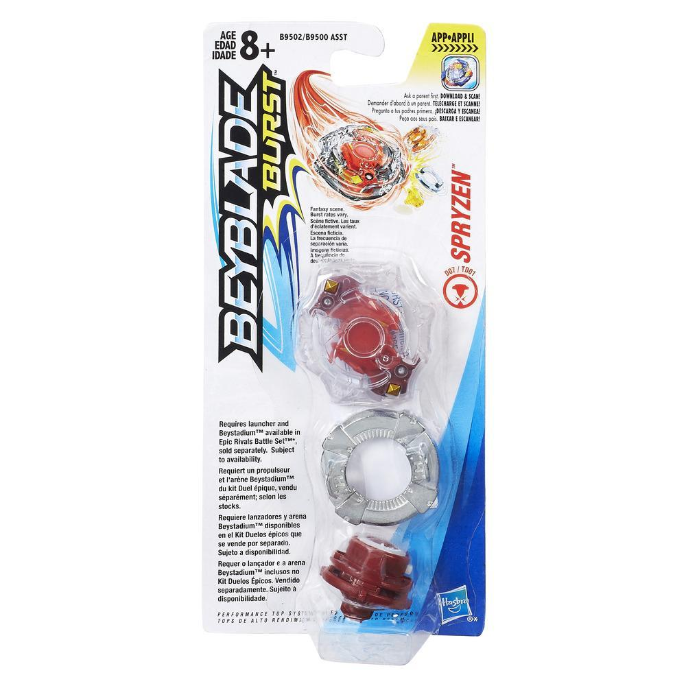 Beyblade Burst Single Top Packs Spryzen S1