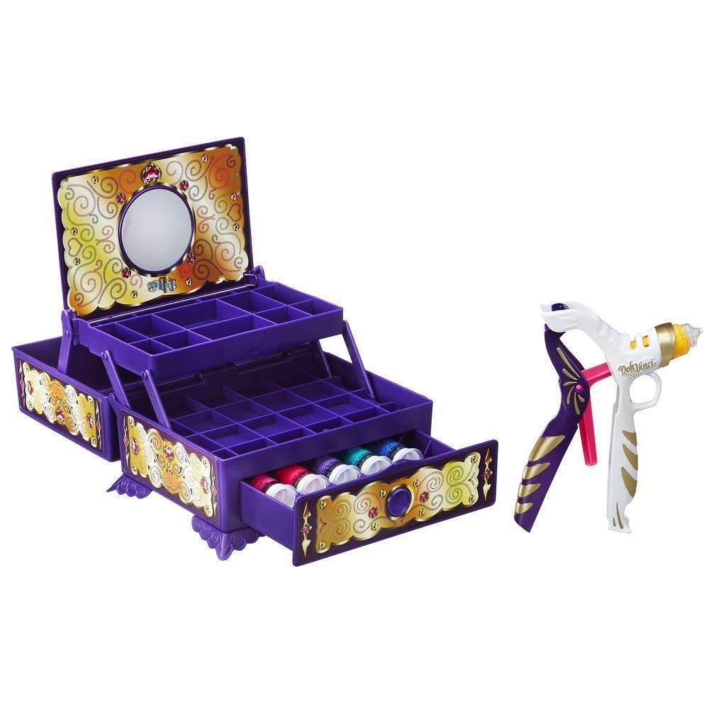 DohVinci Secret Sparkle Jewelry Box Kit