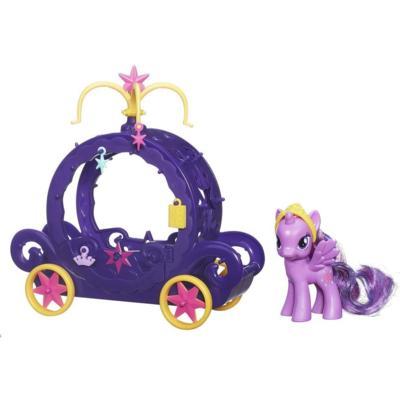 My Little Pony Twilight Sparkle's Kroonvoertuig