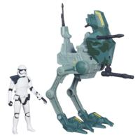 Star Wars The Force Awakens voertuig (9,5 cm) Assault Walker