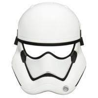 Star Wars The Force Awakens First Order Stormtrooper masker