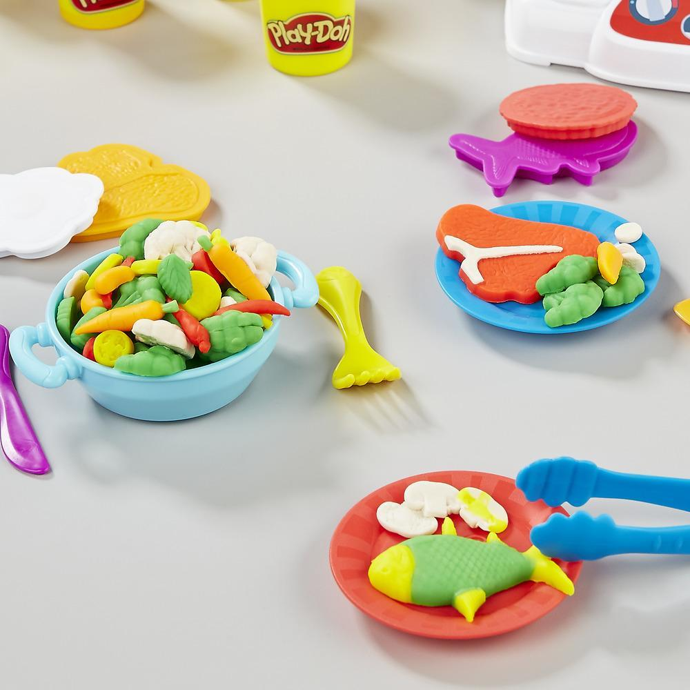 Play-Doh Kitchen Creations Kookplaat