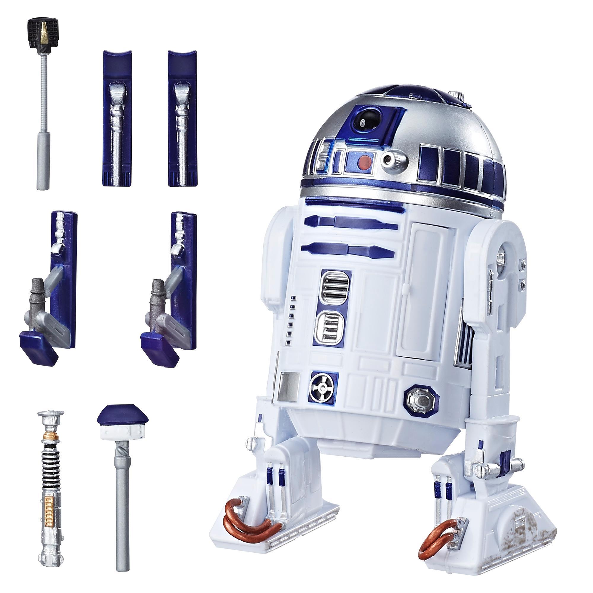 Star Wars The Black Series 40th Anniversary Artoo-Detoo (R2-D2)