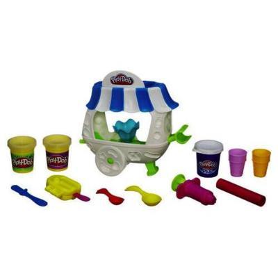 Play-Doh Rijdende IJskar