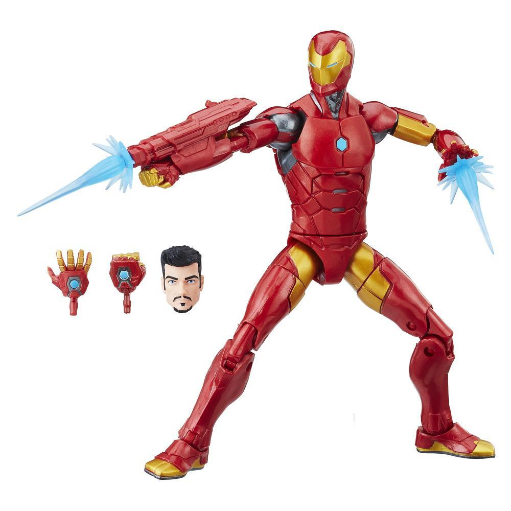 Marvel Black Panther 6-inch Legends Series Iron Man