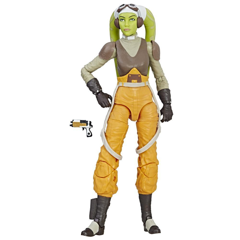 Star Wars Rebels The Black Series Hera Syndulla
