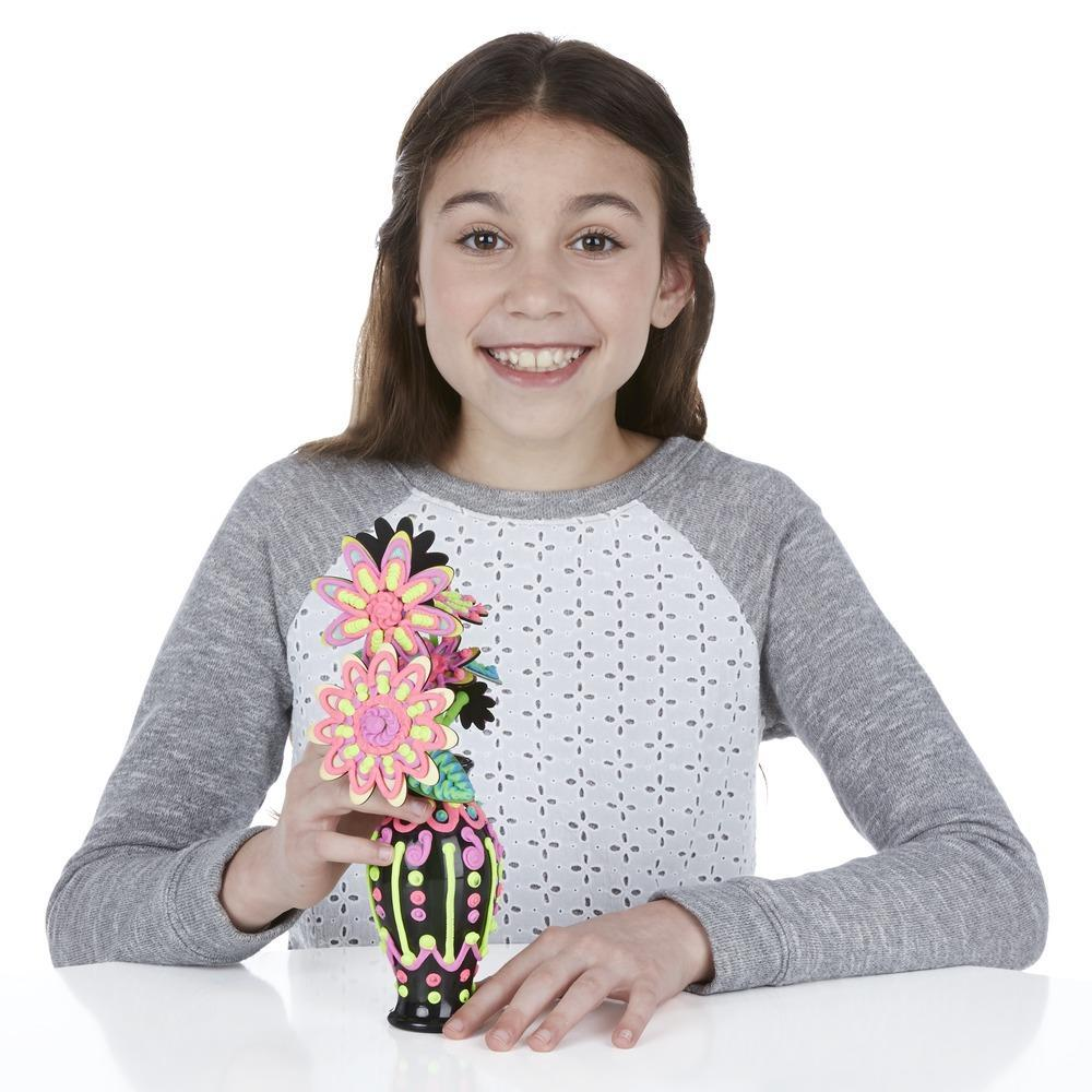 DohVinci Faux Flower Vase