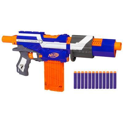 Nerf N-Strike Elite Alpha Trooper CS-12 Blaster